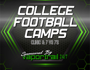 Vaportrail 24/7 College/High School Camps/Combines/7v7 page