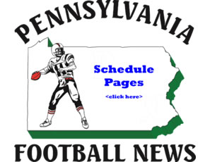 Pa Football News Schedules