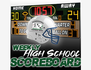 PA Football News State Scoreboard