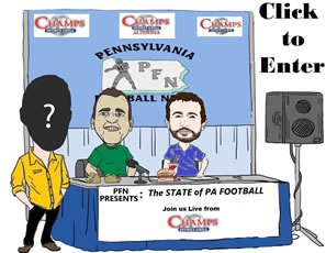 The STATE of PA Football! - New night, new faces, new format, special guests every week!
