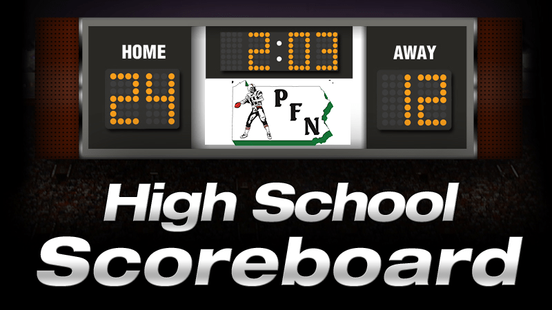 PA Football News Nov 1-7 2018 Scoreboard
