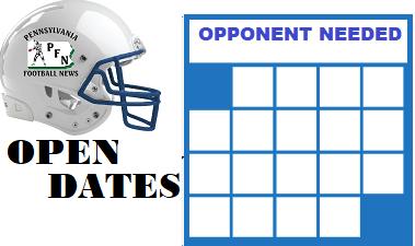 Open Dates