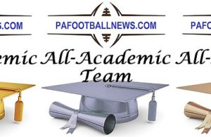 PA Football News All-Academic Teams