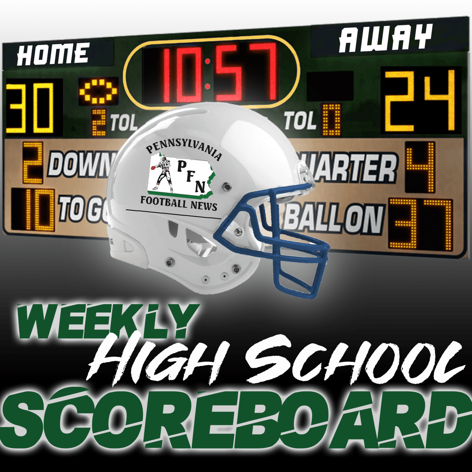 PA Football News November 25-28 2020 Scoreboard
